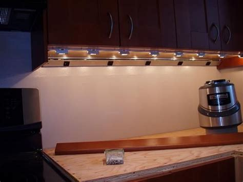 Under cabinet plug molding and lighting  Armstrong Idea