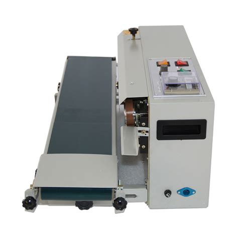fr  automatic horizontal continuous plastic bagband sealing machine sealer ebay