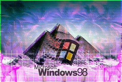 Aesthetic Windows 98 Wallpapers
