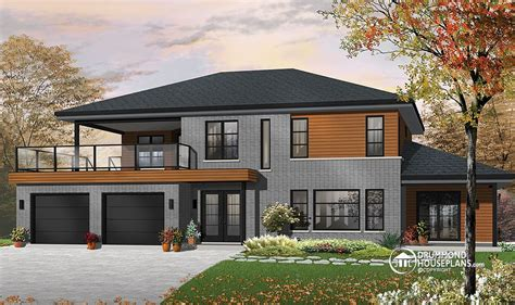 stunning bi level houses ideas plan of the week quot contemporary bi generational
