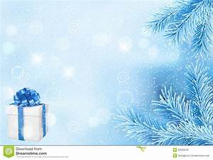 Winter Holiday Theme Background Stock Vector - Image: 35635079