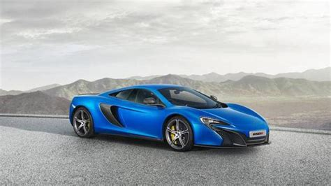 Mclaren Announces New Supercar
