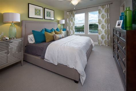 Bedroom Community In by Compass Bay Townhomes A Kb Home Community In Kissimmee