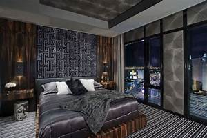 20 Masculine Men39s Bedroom Designs Next Luxury