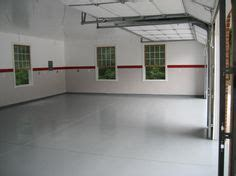 garage floor paint garage journal manly paint for garage with half wall grey and other half white pinteres