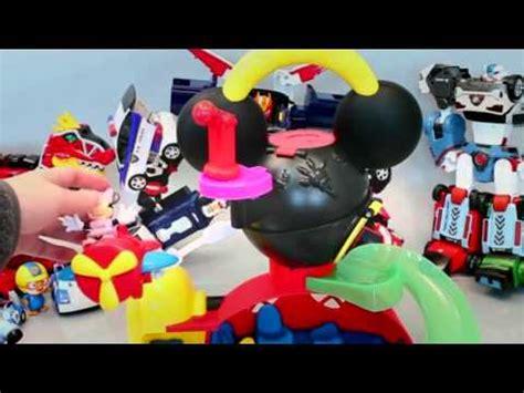 la maison de mickey ride pororo poly jouet disney