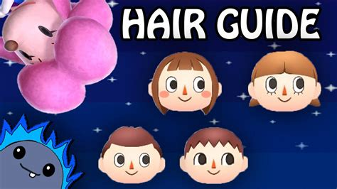 This image was ranked 1 by bing.com for keyword hairstyle acnl, you will find this result at bing. HAIR GUIDE - Animal Crossing: New Leaf | Animal crossing ...