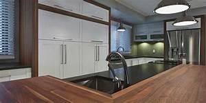 discover our beautiful kitchens cuisine memphre kitchen With cuisine en noyer et blanc