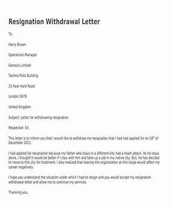 Nursing Resignation Letters Free 36 Resignation Letters Samples Templates In Pdf