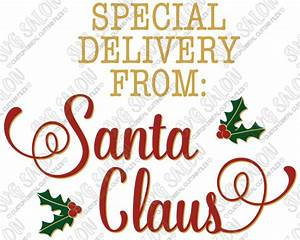 jpeg letters from santa claus best free home design With santa letter delivery