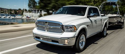 jeep dodge chrysler ram ram 1500 and towing capacity differences aventura