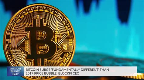 There are many other indices other than these indices. Bitcoin Surges To Record Highs—But Will It Last?