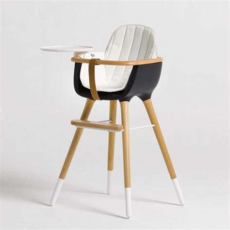 chaise haute childwood multifunctional high chair by culdesac