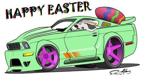happy easter mustang source ford mustang forums