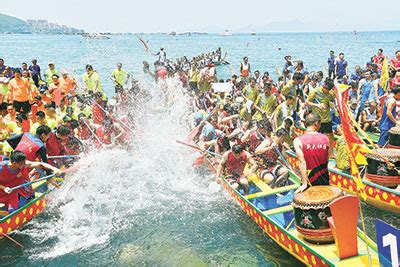 Dragon Boat Festival 2017 Shenzhen by Dragon Boat Race Marks Festival