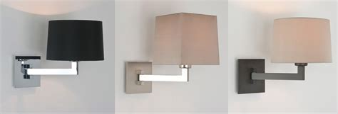 astro momo single adjustable swing arm wall reading light with shade 60w e27 ebay