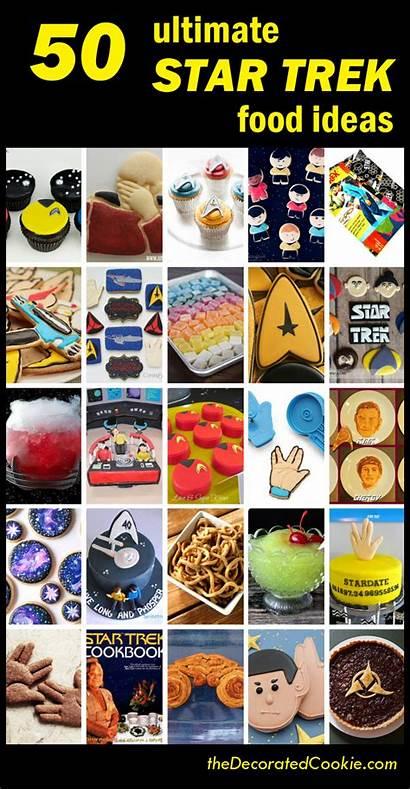 Trek Star Party Birthday Web Roundup Around