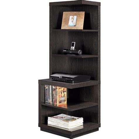 Corner Cabinet Bookcase by Shelving Units And Storage Bookcases Shelves Corner