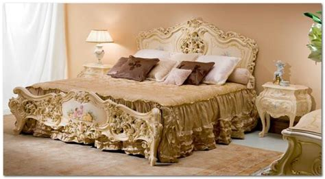 camera da letto barocco contemporary home design