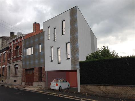 bureau d architecture liege projet kr vaux sous ch 232 vremont bureau d architecture tilkin