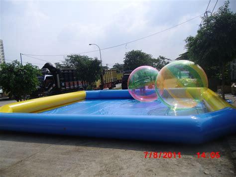 kolam balon bermain anak  kolam renang balon mentari