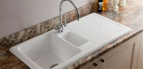 large ceramic kitchen sinks 5 top tips for choosing a kitchen sink your kitchen 6784