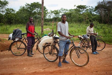 Bike Touring Zambia  Sharing The Road Bikepackingcom