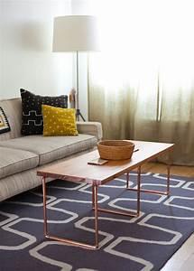 inspirations comment decorer avec du cuivre marie claire With chambre bébé design avec pot de fleur cuivre