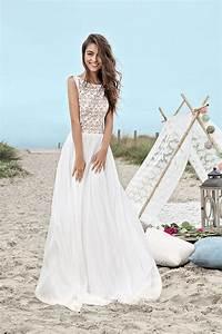 Robe De Mariée Moderne : robe de mari e dentelle moderne fabienne alagama ~ Melissatoandfro.com Idées de Décoration