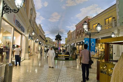 villaggio mall shopping mall  doha thousand wonders