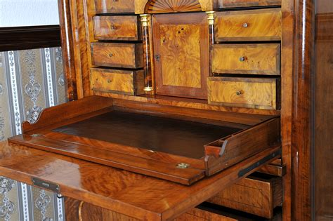 biedermeier secretary berlin 1825 for sale antiques com