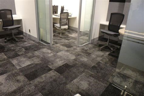 Interface Exposed carpet tile by INZIDE Commercial ? Selector