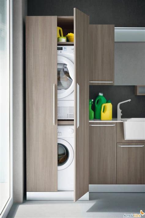 mobile  colonna  lavatrice  asciugatrice laundry