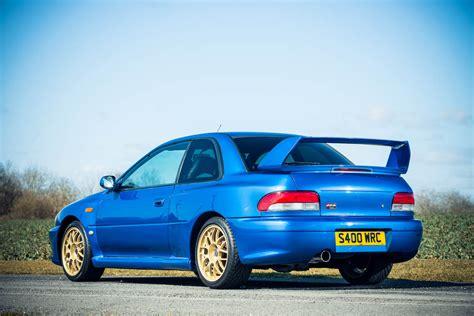 This Super Rare Subaru Impreza 22b Sti Is For Sale