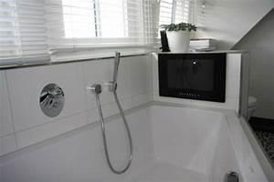 Tv Für Badezimmer : fernseher f r das badezimmer neuesbad magazin ~ Markanthonyermac.com Haus und Dekorationen
