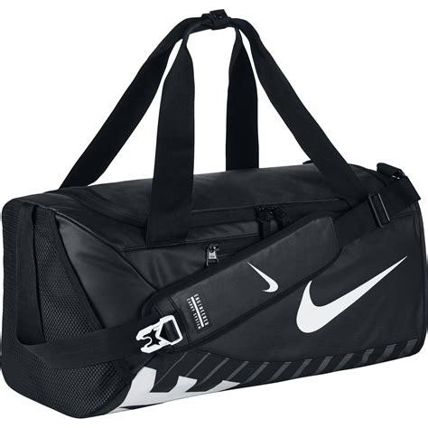 nike alpha adapt cross body small duffel bag black tennisnutscom
