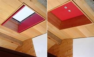 Fabriquer Ses Volets Coulissants Bois : fabriquer des volets int rieurs pour fen tres de toit ~ Melissatoandfro.com Idées de Décoration