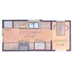 Small Kitchen Plans Floor Plans Ideas by Home Design Living Room January 2014