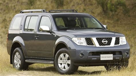 Used Nissan Pathfinder Review: 2005-2015