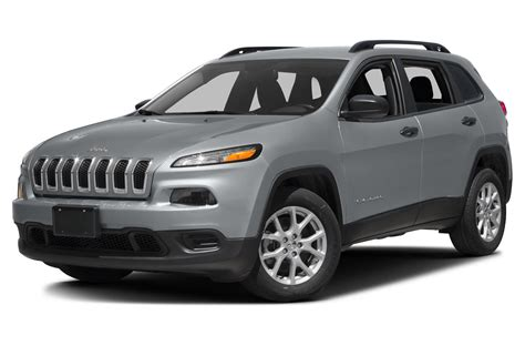 2017 Jeep Cherokee Price Photos Reviews Features