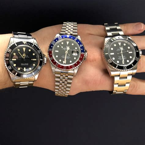 Only Rolex collection | Omega Forums