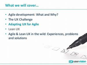 Agile UX Breakfast Briefing Jun13
