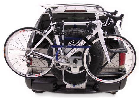 tire bike rack thule spare tire bike racks for the 2012 rav4 by toyota 38