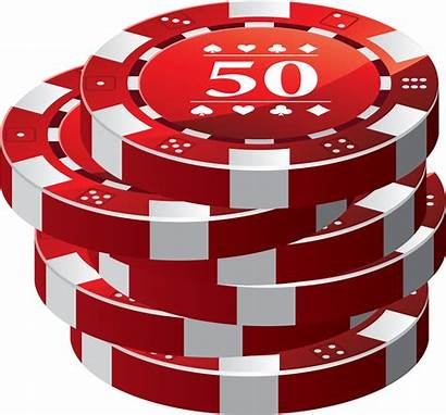 Poker Chips Casino Clipart Clip Chip Transparent