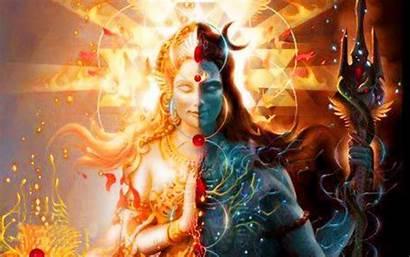 Shiva Parvati Lord Sai Form Yogic Mandir