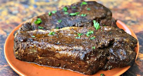 steak air fryer marinated oven power cooking fried