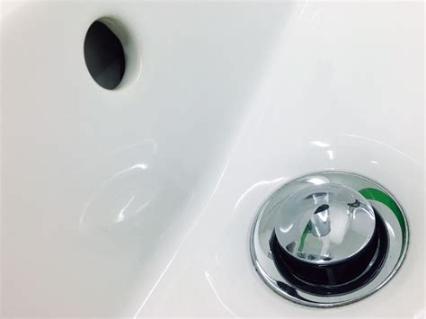 tub stopper types how to install a stopper drain fitting in a bathtub