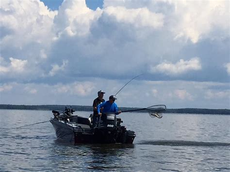 Warrior Boats Minnesota by Warrior Boat Tournament On Lake Of The Woods Was A Success