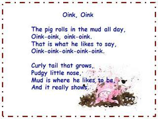farm songs for preschoolers oink oink song freebie classroom freebies 683