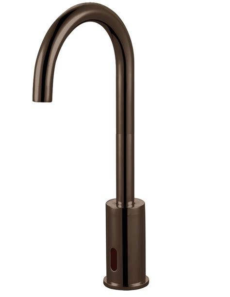 sensor faucets kitchen rubbed bronze sensor faucet bathroom and kitchen faucet
